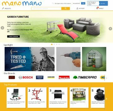 ManoMano reviews: 😱 Is it a scam or a reliable site? Read
