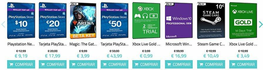 Nuevos y mejores juegos vendedor de PlayStation, Xbox y vapor para disfrutar de juegos